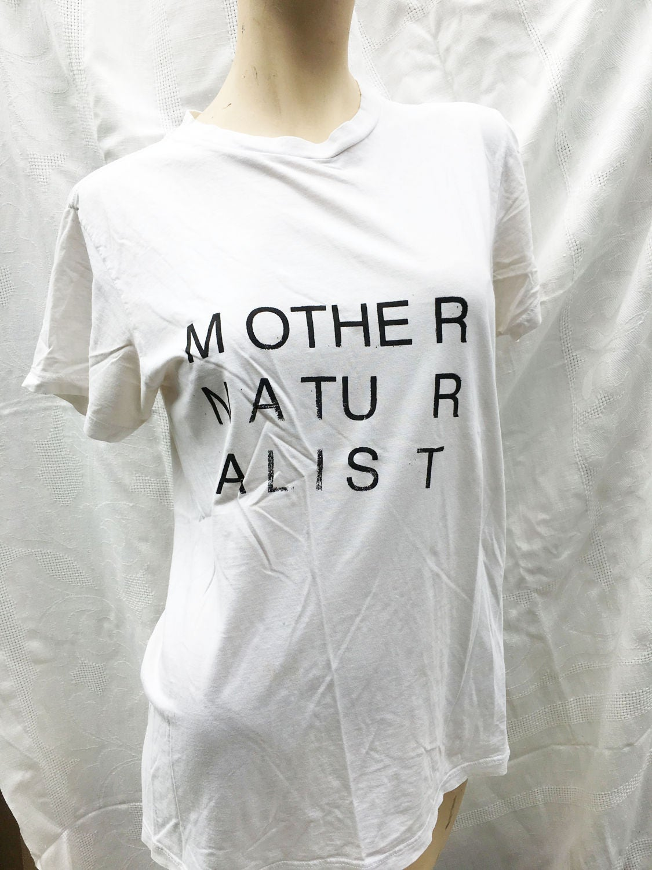 mother naturalist tshirt cambridge vintage undershirt medium