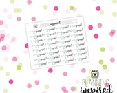 Park Stickers, Play Date Stickers, Playground Stickers, set of 32 Planner Stickers
