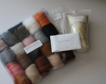 Merino Creature Collection