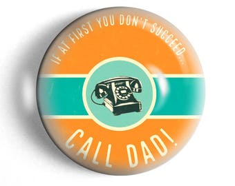 Fathers Day gift from daughter funny paperweight call dad gift for office vintage phone.
