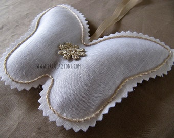 sachets with lavender-favors-baptism-wedding-communion-Confirmation