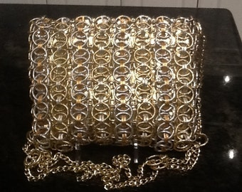 Vintage Walborg Chain Link Handbag *** Reserved for ANNIE ***