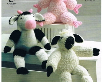 TOY KNITTING PATTERN