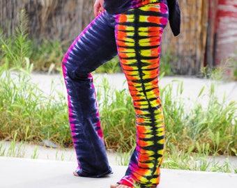 Tie Dye Yoga Pants