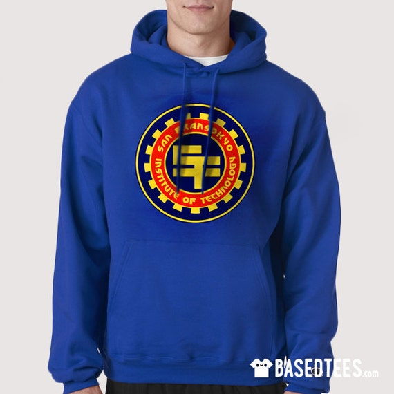 San Fransokyo Hoodie & T-shirt
