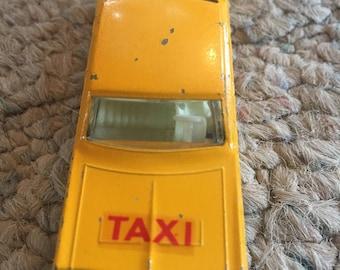 Matchbox No 20, Chevrolet Impala Taxi