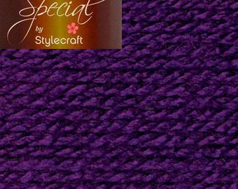 Stylecraft Special DK Wool / Yarn - Emperor 1425 - 100g Ball - Double Knit - 100% Acrylic