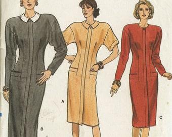Vogue 9767 Misses Dress Sewing Pattern