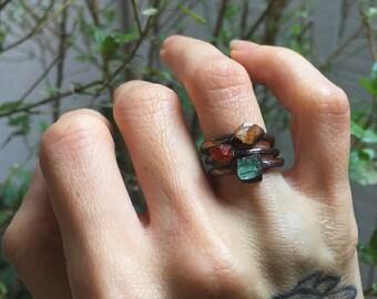 Natural jewellery looks