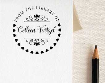 CUSTOM TEACHER STAMP - personalized rubber stamp,Property of Classroom , library stamp, teacher stamp, classroom stamp R629
