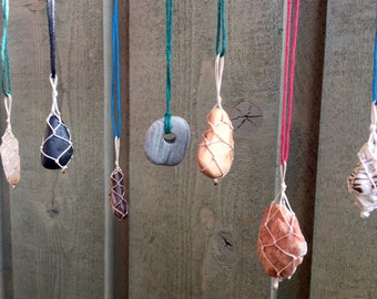Lucky Rock Necklaces