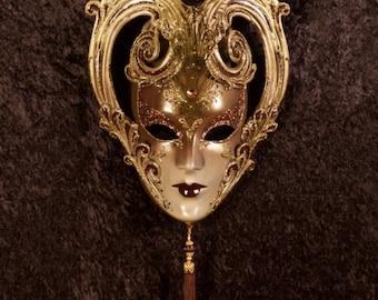 Venetian Mask | Iustitia
