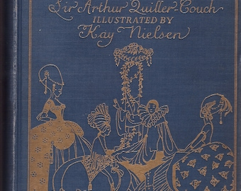 The Twelve Dancing Princesses and Other Fairy Tales (1923)