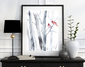 Birch branches | Etsy