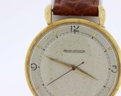 Jaeger-Lecoultre wrist watch Yellow Gold