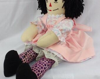 Artist Raggedy Ann Doll, Raggedy Ann,
