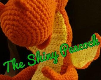 Stanley The Dragon Stuffie