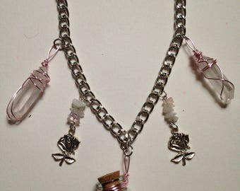 Mermaid Bottle Necklace