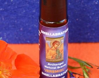 ARCHANGEL JEREMIEL  Natural BOTANICAL Roll-On Fragrance  Anointing Oil  Prayer Oil  Natural Perfume Oil  Altar Oil