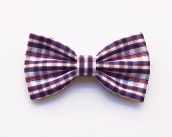 Plaid Bow tie for men,red and blue,men's fashion collection 2017,gift for men,menswear,men's clothing,plaid tie Scottish,beard style,for dad