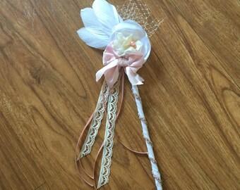 Angelic Rose Fairy Wand