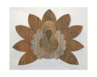Turkey - Thanksgiving - Reclaimed Pallet Wood