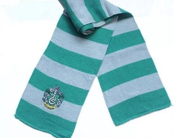 Slytherin House Scarf | Hogwarts House