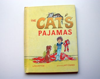 The Cat's Pajamas by Ida Chittum /Parents MagazinePress / ISBN 0-8193-1029-8