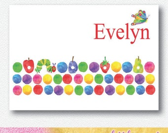 Hungry Caterpillar Party Backdrop / Banner |  Personalised Digital file