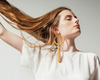 Image result for oversized earrings