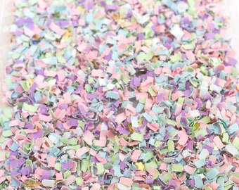 Pastel Confetti, Party Supplies, Bachelorette Party, Bulk Confetti, Wedding Confetti