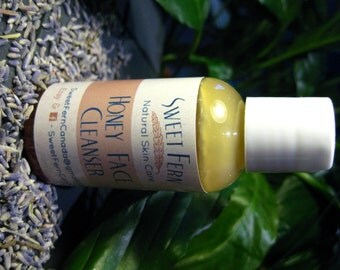 Natural Honey Face Cleanser