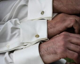 Bullet Cuff Links - Cufflinks for Groom - Wedding Cuff Links - Grooms Gift - Groomsmen Gift - Barn Wedding - Rustic wedding -Redneck Wedding
