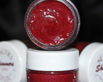 Natural Lip Gloss // Red - Perfect for All Skintones // The World's Most Loved Lip Gloss! // Neauties Premium Lip Products