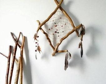 Native American Wall Hangings rustic wall hanging | etsy