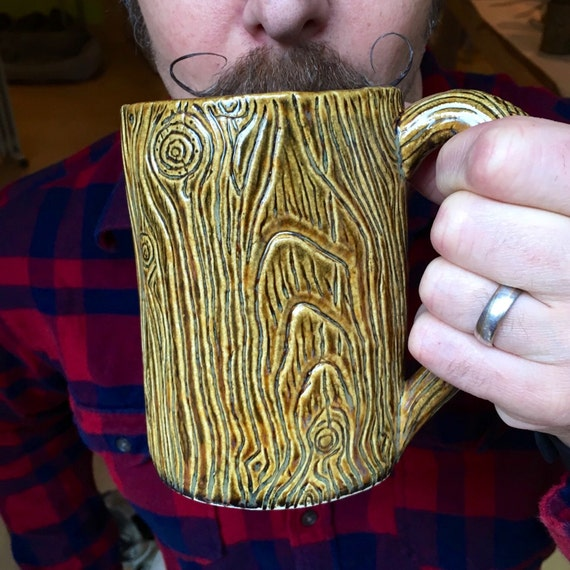 Morning Wood Mug for the Lumber-sexual
