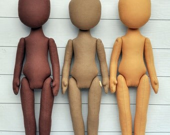 "Blank doll bodies-15"", Mary Doll, blank rag doll, ragdoll body,the body of the doll made of cloth"