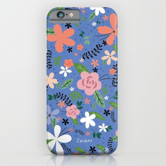 FLOWERS PHONE CASE • Iphone 6/6S • Iphone 7 • Iphone 5/5S/Se