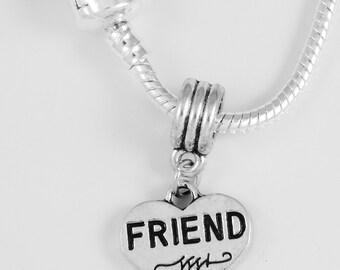 Friend Neclkace Best friends Necklace  My Friend BFF Friendship sisters European Style Best Jewelry Gift