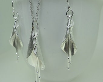 Sterling Silver Fuse jewellery Set