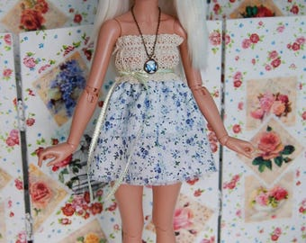 MSD BJD Dress Necklace for 1/4 doll Minifee Unoa Narae