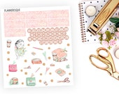 Planner Girl Deco and Date Covers