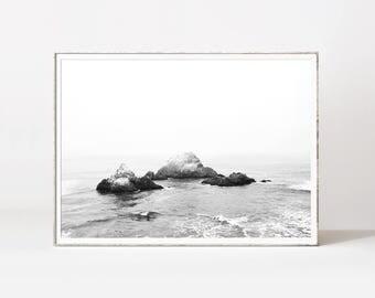 Ocean art, ocean photography, ocean black and white, ocean prints, ocean landscapes, ocean wall art, black and white landscapes, ocean photo