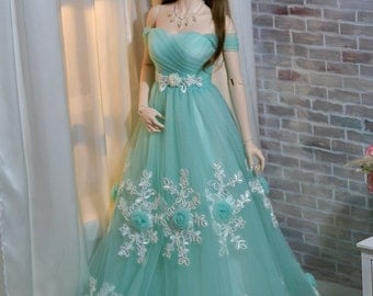 Princess Dress for Iplehouse SID,EID BJD