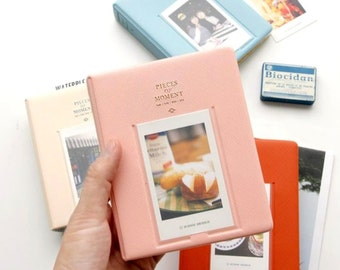 Instax mini Album, Polaroid photo Album, Album For 64 + 1 instax Mini Films