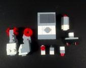 Mini EV3 set