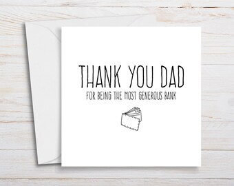 Greetings Card - Fathers day