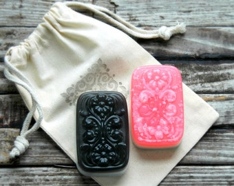 Couples Gift Set . Soap Gift Set . Bride and Groom Gift Set . Wedding Gift . Valentines Day Gift Set . His and Hers Gift Set . Soap Gift Set