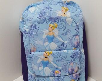 Cinderella & The Glass Slipper Preschool Backpack