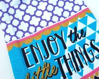 Crochet Top Kitchen Hanging Dish Towel Crochet Towel Decoration